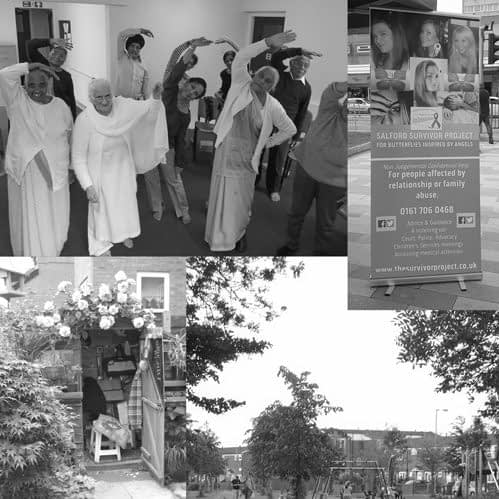 photovoice method showing everyday encounters of community researchers
